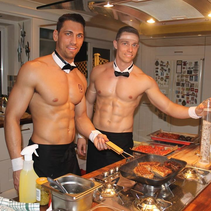 Philly chefs get naked to help revivalist gin raise money for hospitality workers