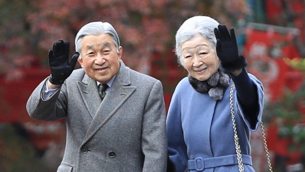 پادشاه سمبلیک ژاپن بازنشسته میشود